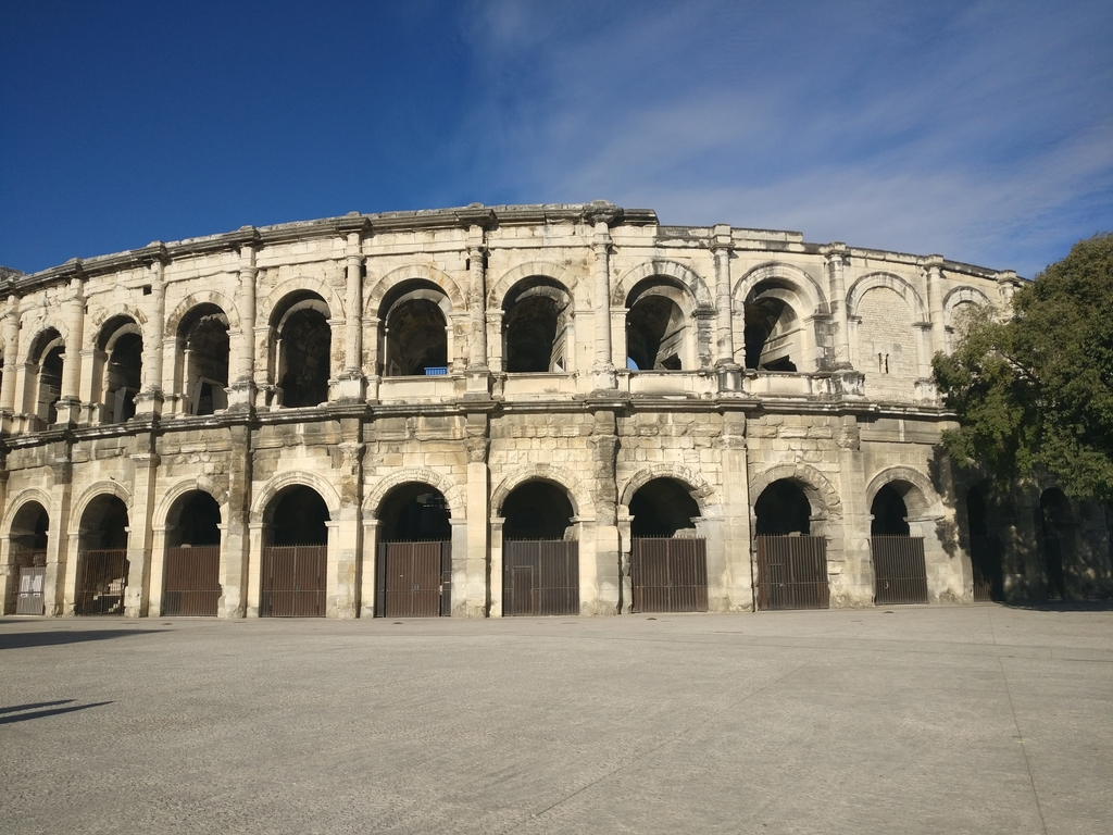 Nimes - The French Rome. Nimes. MemExp Blog