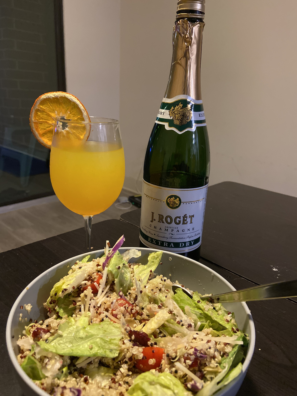 Mimosa and Salad, courte... Summer & Spring with COVID. MemExp Blog