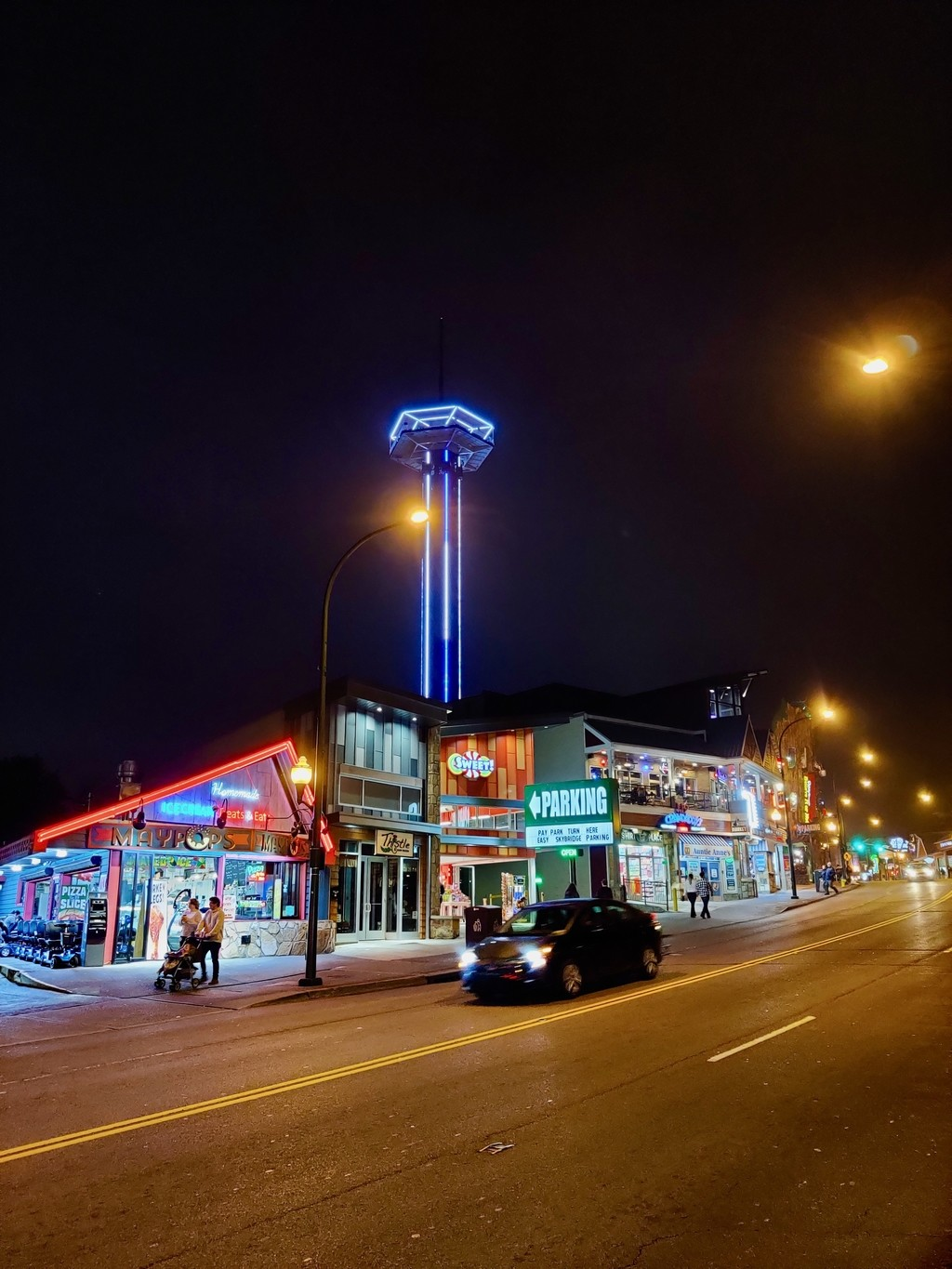 Gatlinburg Space Needle,... Great Smoky Mountains. MemExp Blog