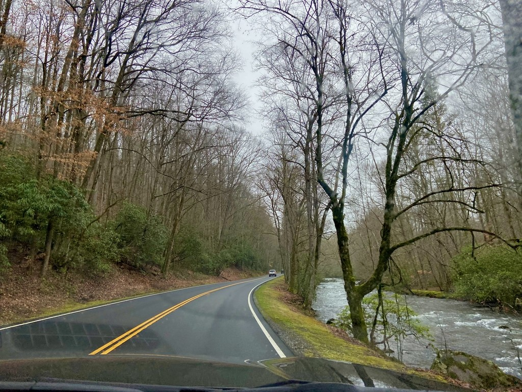 .... a scenic drive next... Great Smoky Mountains. MemExp Blog